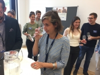 The 1st TWL Taste & Create workshop in Austria