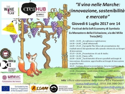 Wine in Marche: innovation, sustainability and market